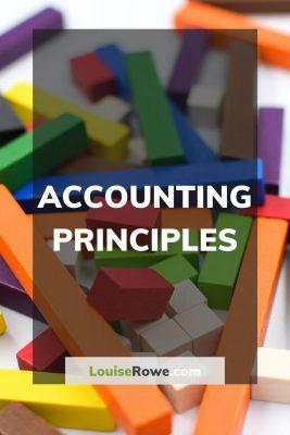 Accounting Principles (pin). Photo credit © L Rowe 2016