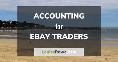 Accounting for Ebay Traders (wide). Photo credit © L Rowe 2019