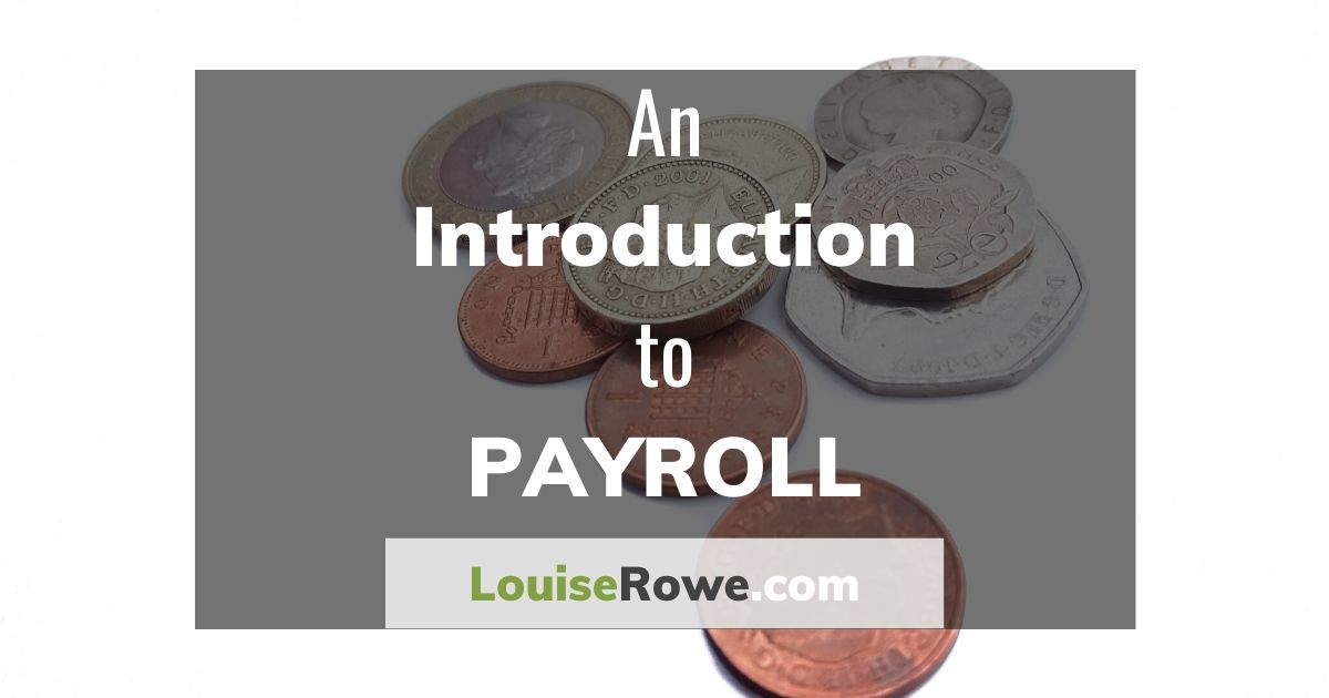 An Introduction to Payroll (wide). Photo credit © L Rowe 2017