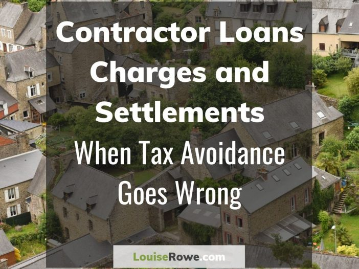 Contractor Loans Charges and Settlements (title). Photo credit © L Rowe 2016
