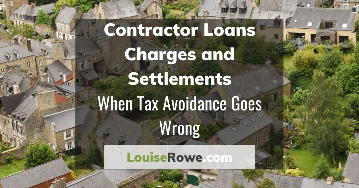 Contractor Loans Charges and Settlements (wide). Photo credit © L Rowe 2016