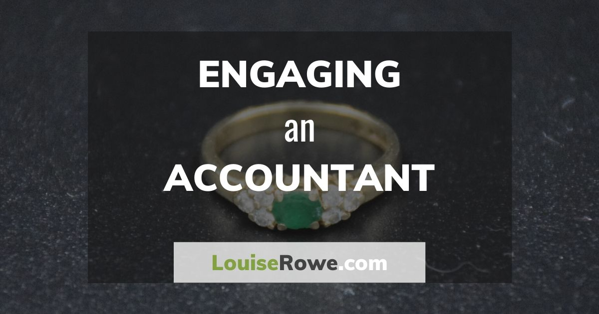 Engaging an Accountant (wide). Photo credit © L Rowe 2018