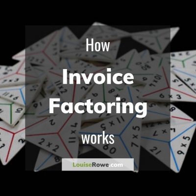 How Invoice Factoring Works (title). Photo credit © L Rowe 2016