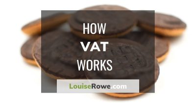 How VAT works (wide). Photo credit © L Rowe 2015
