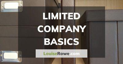 Limited Company Basics (wide). Photo credit © L Rowe 2015