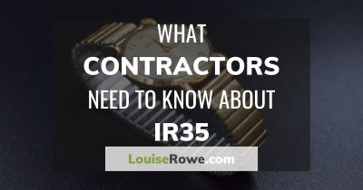What Contractors Need to Know About IR35 (wide). Photo credit © L Rowe 2017